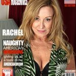 Mature.nl presents Rachel M. (52) in American housewife fooling around – 23.12.2016
