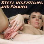 SensualPain presents Abigail Dupree in Slave Life – Task – Steel Insertions and Edging – 07.12.2016