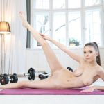 WowGirls presents Milla Azul in Meet Milla Azul. Fitness Pussy – 24.12.2016