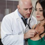Brazzers – DoctorAdventures presents Reagan Foxx in My Husband Is Right Outside… – 15.12.2016