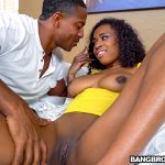 BangBros – BrownBunnies presents Ivy Young gets white dick surprise – 02.12.2016