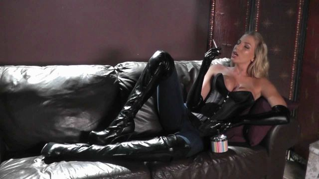 Watch Online Porn – Danielle Maye in Slave domination smoking fetish (MP4, HD, 1280×720)