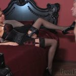 Femmefatalefilms presents Mistress Eleise de Lacy – Worship My Strap-on