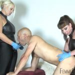 Femmefatalefilms presents Mistress Heather, Miss Zoe – Violation