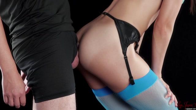 Watch Online Porn – LegsJapan presents Shino Aoi in Blue Stockings Buttjob (MP4, FullHD, 1920×1080)