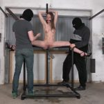 MyDirtyHobby presents AmateureXtreme in Schenkelspreitzer Fisting
