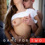 MetArt – SexArt presents Ally Breelsen in Game For Two – 25.12.2016