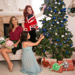 GirlsWay presents Elle Alexandra, Shyla Jennings, Reena Sky in Christmas Spirit: Part Three – 22.12.2016