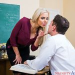 NaughtyAmerica – MyFirstSexTeacher presents Nina Elle, Brad Knight in My First Sex Teacher – 21.12.2016