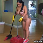 BangBros – MyDirtyMaid presents Kimmy Kush in Thick Latina Maid Enjoys First Day – 22.12.2016