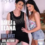 Mature.nl presents Danila M. (23), Elana S. (53) in Hot babe having fun with a naughty mature lesbian – 28.01.2017