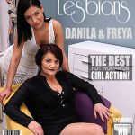 Mature.nl presents Danila M. (23), Freya (50) in 2 old and young lesbians playing with eachother – 21.01.2017