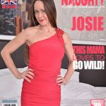 Mature.nl presents Josie (EU) (52) in British hairy housewife playing with herself – 26.01.2017