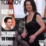 Mature.nl presents Ruzena (47) in Kinky mature lady doing her toyboy – 25.01.2017