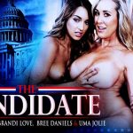 SweetHeartVideo presents Brandi Love, Bree Daniels, Uma Jolie in The Candidate – Three way Lesbians! – 15.01.2017