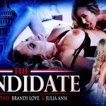 SweetHeartVideo presents Brandi Love, Julia Ann in The Candidate – Bombshell Milfs – 12.01.2017