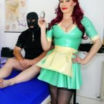 TheEnglishMansion presents Governess Elizabeth in Cock Dilation Treatment