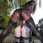 TheEnglishMansion presents Lady Lucea in Summer Strapon