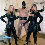 TheEnglishMansion presents Lady Nina Birch, Mistress Sidonia in Predicament Dinner