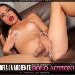 Trans500 presents Sofia La Ardiente in Some Sizzling Solo Action – 17.01.2017