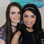 TwoTgirls presents Valentina Mia & Kira Crash in One Pizza with Extra Sausage – 27.01.2017