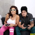RealityKings – RoundAndBrown presents Aaliyah Hadid in Gamer Girl – 27.01.2017