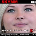 WoodmanCastingX presents Zazie Skymm in Casting X 152 – 03.01.2017