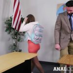 AnalCollege presents Harley Jade, Charles Dera in Taking one for the Dean – 10.01.2017