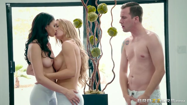 Watch Online Porn – Brazzers – BrazzersExxtra presents Ariana Marie & Nicole Aniston in Yoga Freaks: Episode Seven – 14.01.2017 (MP4, SD, 854×480)