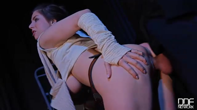 Watch Online Porn – DDFNetwork – HandsOnHardcore presents Stella Cox in Double Penetrated Princess: Analyzed in Outer Space – 15.01.2017 (MP4, SD, 640×360)