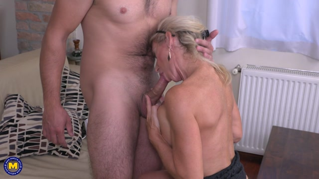 Watch Online Porn – Mature.nl presents Josefine N. (55) in Horny housewife doing her toyboy – 06.01.2017 (MP4, FullHD, 1920×1080)