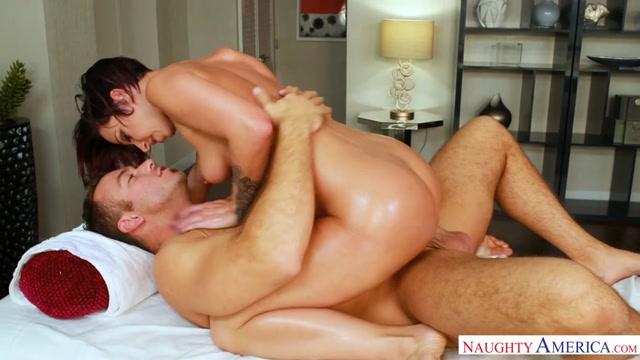 Watch Online Porn – NaughtyAmerica – MyNaughtyMassage presents Porn stars: Jada Stevens, Chad White – 18.01.2017 (MP4, SD, 854×480)