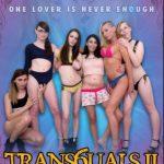 Jamie French, Korra Del Rio,Natalie Mars, Kira Crash, Sarah Webb in Trans6uals #2