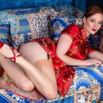 VintageFlash presents Zara Durose in Let me be your geisha girl! – 03.01.2017