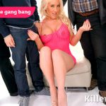 Killergram presents Lexi Ryder – blonde glory hole gang bang – 03.01.2017