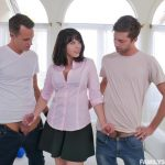 FamilyStrokes presents Amber Chase in My stepbrothers are mean! – 26.01.2017