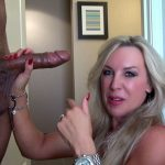 Wifeysworld presents Sandra Otterson in WIFEYS BBC VALENTINE!