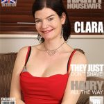 Mature.nl presents Clara (EU) (40) in British hairy housewife fingering herself – 23.02.2017