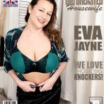 Mature.nl presents Eva Jayne (EU) (44) in British big breasted mom fooling around – 21.02.2017