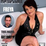 Mature.nl presents Freya (50) in fresh mature lady doing her toyboy – 22.02.2017