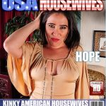 Mature.nl presents Hope O. (39) in American naughty housewife playing with herself – 23.02.2017