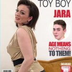 Mature.nl presents Jara C. (37) in horny housewife doing her toyboy – 10.02.2017