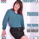 Mature.nl presents Pandora (EU) (55) in British mature lady fingering herself – 31.01.2017