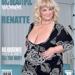 Mature.nl presents Renatte (51) in big breasted BBW fingering herself – 14.02.2017