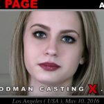 WoodmanCastingX presents Alice Page Casting – 25.02.2017