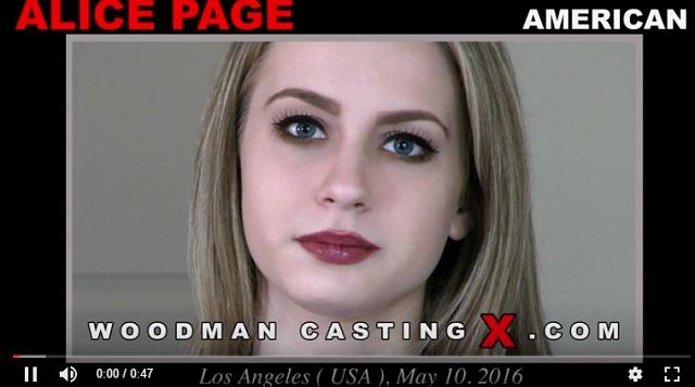 WoodmanCastingX Alice Page Casting | Porno Videos Hub