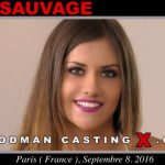 WoodmanCastingX presents Mina Sauvage in DP audition with Pierre Woodman – 22.02.2017