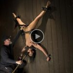 Kink – DeviceBondage presents Gina Valentina in 19 Year Old Brazilian in Devastating Bondage – 23.02.2017