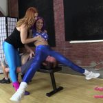 Bratprincess – Amadahy, Edyn – Sweaty Workout Spandex Smother