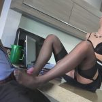 Clips4sale – Angel The Dreamgirl presents Angel-Desert in Drunken Business Woman